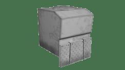 Konvoy Portfolio: Turret Base