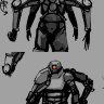 Corp Wars: Corporate Hardsuit concepts