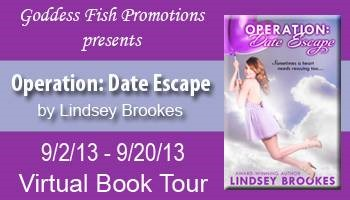 Operation: Date Escape @Lindsey_Brookes