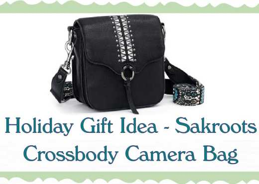 Stylish Cross Body Camera Bag