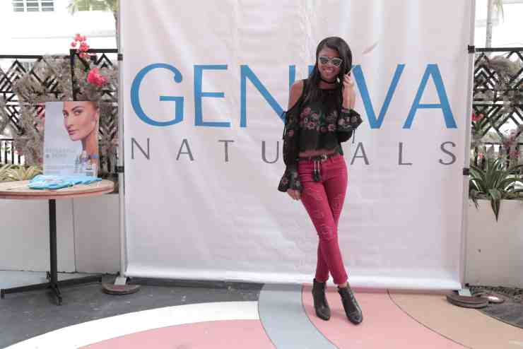 Geneva Naturals Brunch with Ky Chic