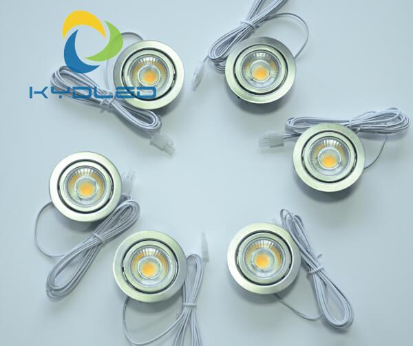 Round Halogen Light Bulbs