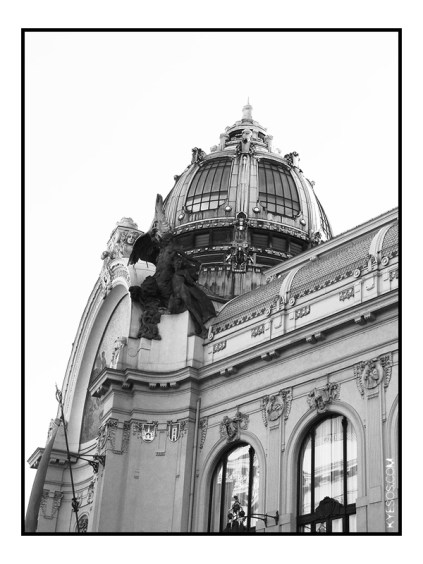 Prague dome