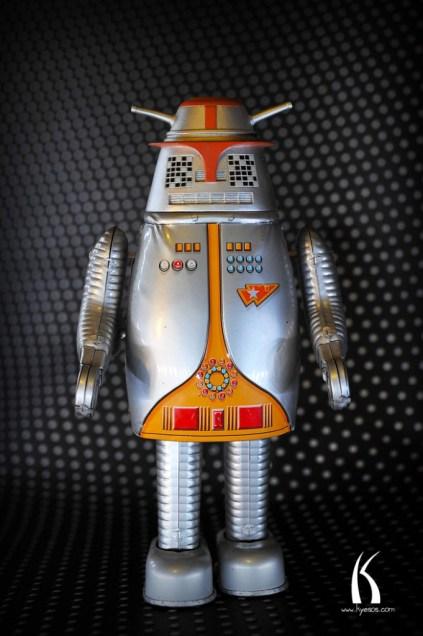 Billiken Mechanical Robot Huck by Kyesos