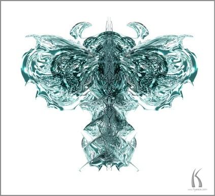 Kyesos Waterfly - original release 2001
