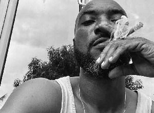 Photo of I don't smoke weed – Kwabena Kwabena denies media reports