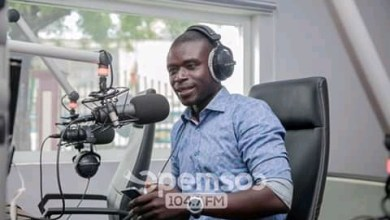 Photo of Ex-Kotoko Communications Manager Kwaku Ahenkorah joins Opemsuo FM