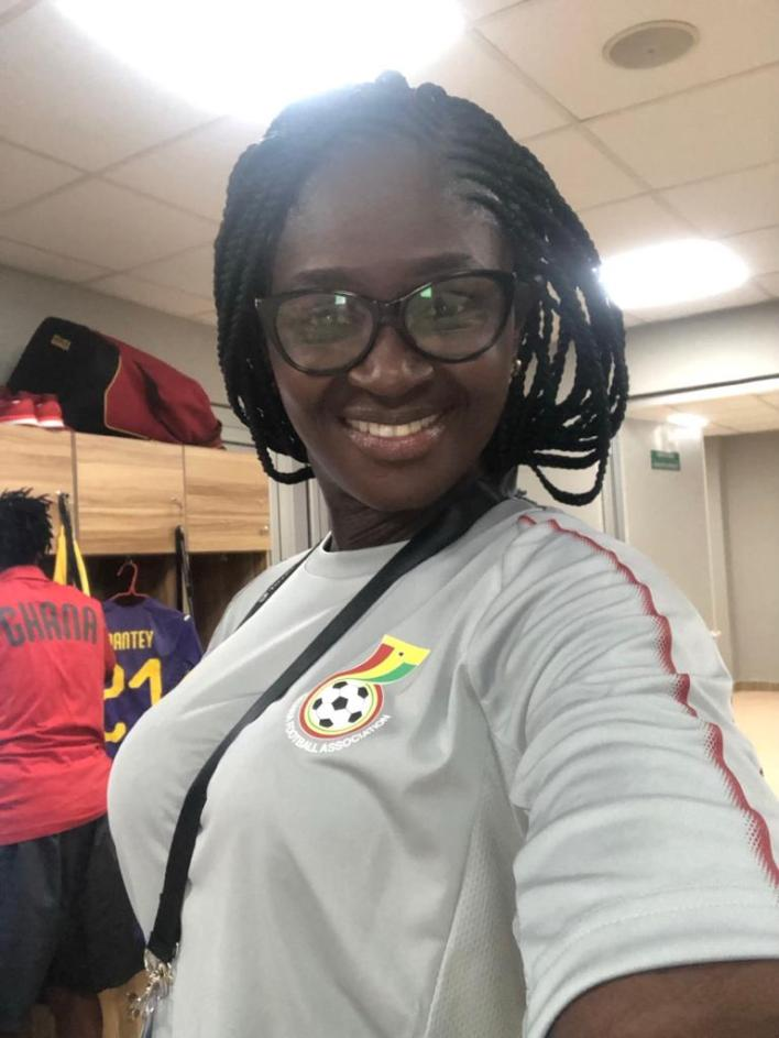 Women Empowerment: Why Evelyn Nsiah Asare should be a Vice to GFA ...