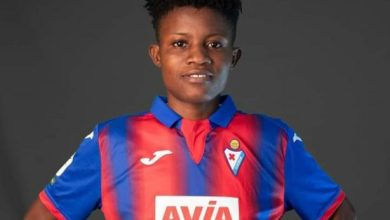 Photo of 'My mother discouraged me from playing football' – Olivia Anokye