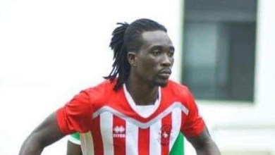 Photo of OFFICIAL: Elmina Sharks sign striker Justice Ato Mensah