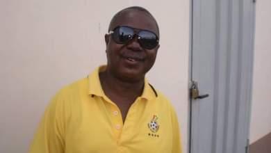 Photo of Kweku Ampim Darko: Former GFA Deputy General Secretary dies