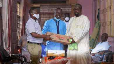 Photo of Eid-al-Adha: GB Foods donate to Kumasi central mosque