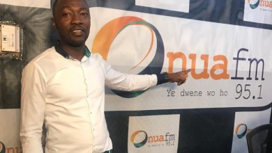 Photo of OFFICIAL: Alfred Takyi-Mensah joins Onua FM/TV in Accra