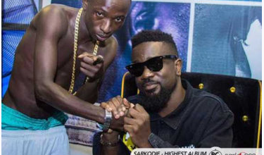 "Photo of ""I'm the only Rapper that can compete Sarkodie"" – Patapaa"