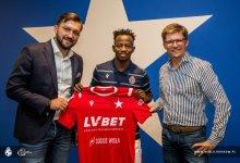 Photo of OFFICIAL: Yaw Yeboah joins Polish giant Wisla Krakow