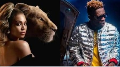 Photo of Beyonce features Shatta Wale on her 'Black Is King' film