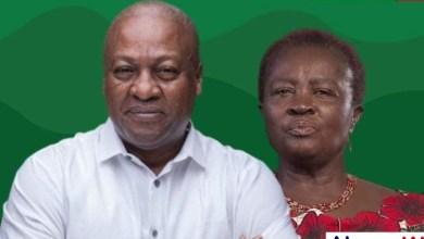 Photo of Jane Naana Opoku Agyemang leads as John Mahama is set to name running mate
