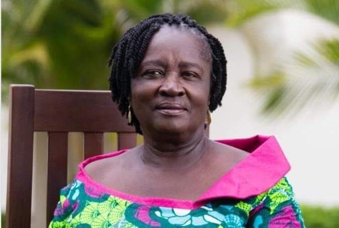 Prof. Jane Naana Opoku-Agyemang running mate 2020 elections.