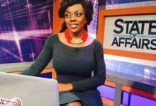 Photo of GH One's Nana Aba reacts to presenter's apology