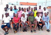 Photo of Western Region Sports Callers Association elect new executives