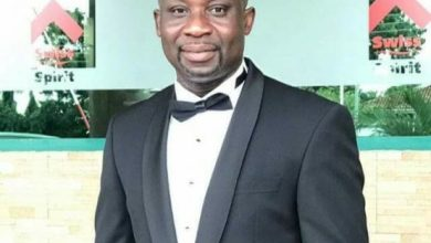 "Photo of ""My place on the DOL Advisory Board wasn't GFA invitation"" – George Afriyie clarifies"