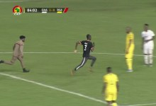 Photo of Black Stars pitch invader still in police cells; sets for court today