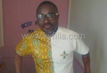 Photo of Nhyiraba Paa Kwesi Simpson of Skyy Power 93.5 FM Sacked!!!