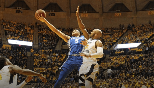 Kentucky 'Knox' off Mountaineers behind freshman's monster ...