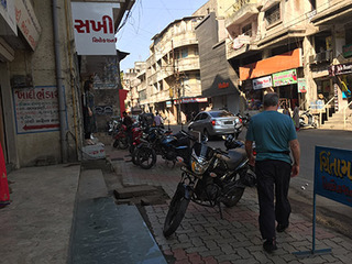 A Mumbai Street