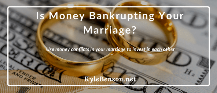 Money Laws of Marriage