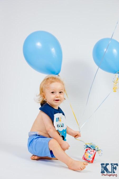Birthday Balloons child's birthday