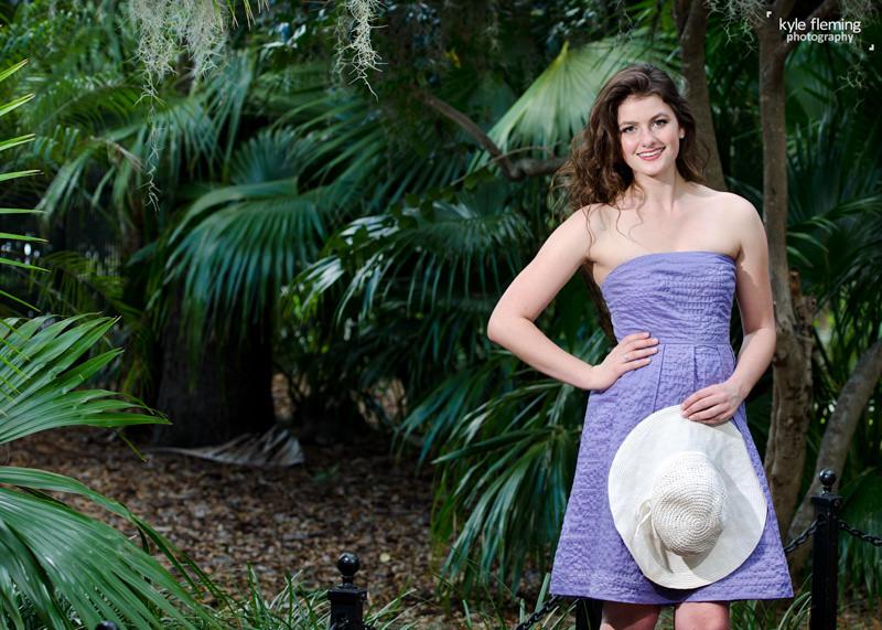 Kyle Fleming Photography_High School Senior Portrait Tampa