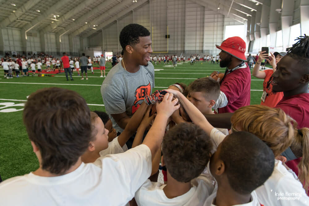 Kyle Fleming Photography - TB Bucs Jameis Winston Pro Camp