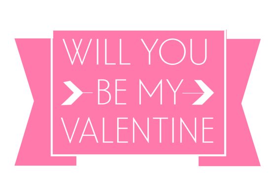 Will you be my valentine_