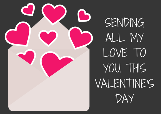 sending all my love to you