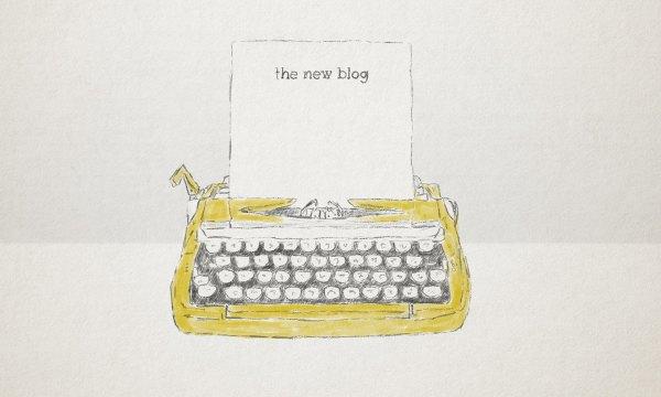 I drew this typewriter