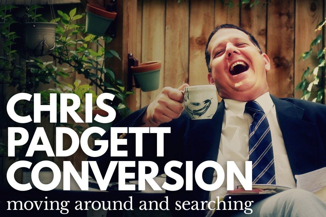 Chris Padgett