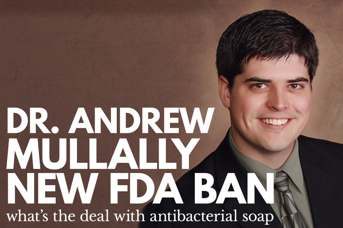 Dr Andrew Mullally Soap