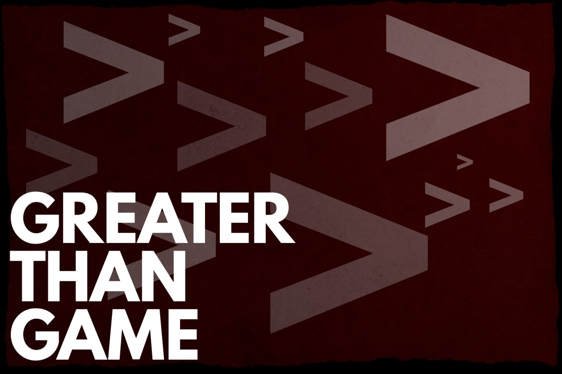 Greater Than Game