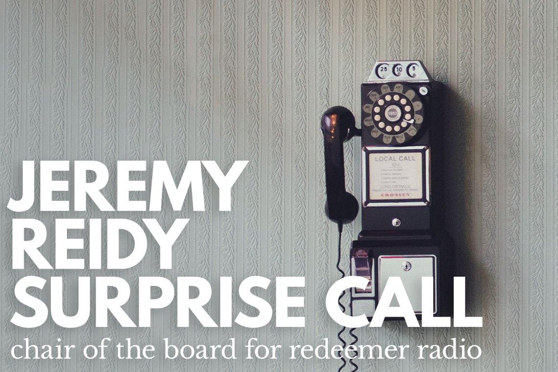 Jeremy Reidy