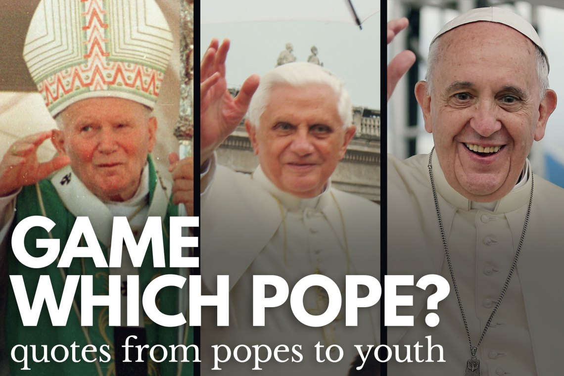 Pope Game