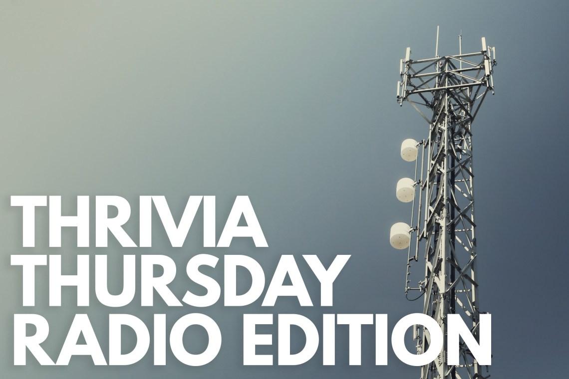 Thrivia Thursday Radio Edition