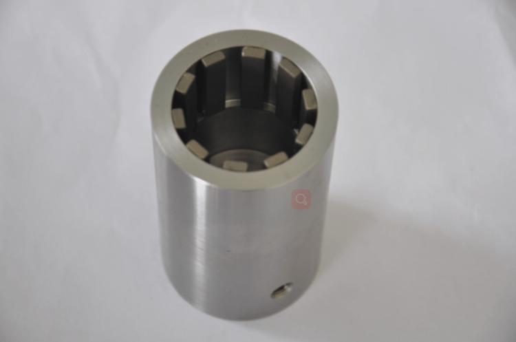 permanent motor magnet