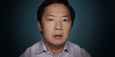 Dr Ken Jeong was 37 years old when he landed his first movie role.