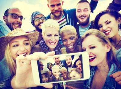 Millennial Fads - Selfies