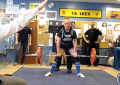 Svend Steensgaard, 91 year old powerlifter is proving to the world that age is just a number.