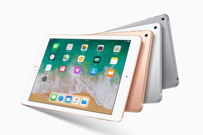 2018 Apple iPad is one of the best gifts for him this year