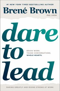 If he is interested in career and leadership, then Dare to Lead by Dr. Brené Brown is one of the best gifts for him!
