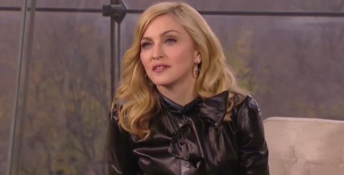 WATCH! The Best Advice Madonna Could Give Someone