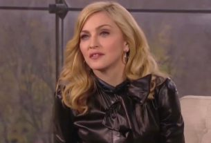Watch! Video! The best advice Madonna could give someone